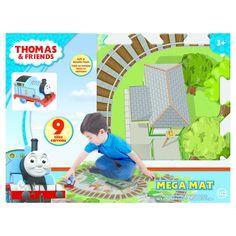 Thomas And Friends Tile Mega Mat