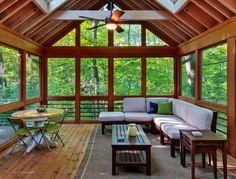 20 Amazing Sunroom Designs - Home Epiphany