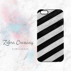 Google Pixel Case Wood Black and White Stripes iPhone X 8 Plus