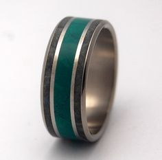 Morning Song | Titanium Rings | Minter + Richter