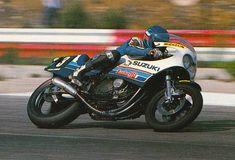 Honda RCB1000 Bernard Fau
