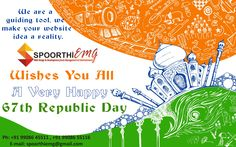 HAPPY 67TH REPUBLIC DAY TO ALL