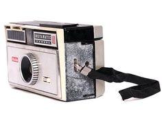 Fancy - Instamatic 100 Vintage Kodak Camera