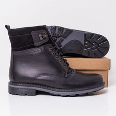 Ghete Piele barbati negre Manenhi Timberland Boots, Casual, Shoes, Fashion, Moda, Zapatos, Shoes Outlet, Fashion Styles, Shoe