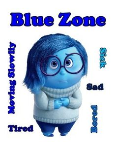 I am counting on my class loving Inside Out the new movie as much as I am.  My program is using the Zones of Regulation Curriculum this year and so I set out to make some engaging tools to use with it.  Included are: a poster for each zone with a charactera mini size color/charactera mini size feeling identification chartEnjoy!