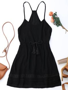 GET $50 NOW | Join Zaful: Get YOUR $50 NOW!http://m.zaful.com/spaghetti-straps-drawstring-waist-summer-dress-p_275158.html?seid=4241331zf275158