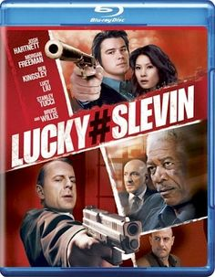 josh hartnett and lucy liu (lucky Number Slevin cast) | My ...