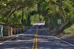 Santiago Canyon Road. I <3 Ca