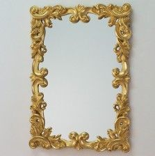 Obdĺžnikové zrkadlá - Moderné zrkadlá, dizajnové stoly a stoličky - Glamour Design.eu Ornaments Design, Glamour, Anton, Mirrors, Furniture, Frames, 3d, Home Decor, Chandeliers