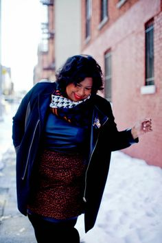 a1c55d5b284 And I Get Dressed  Leopards and Leather and Layers oh My! Emma Irene · WEAR     PLUS