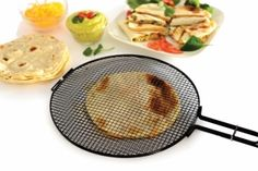 "NONSTICK GRILL BASKET, 22"" http://www.coast2coastkitchen.com/store/cooking/nonstick-grill-basket-22"