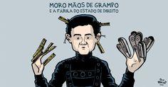 STF deu início ao Estado de Exceção quando não puniu Moro por divulgar os grampos ilegais da presidenta Dilma Rousseff