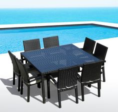 Outdoor Patio Wicker Furniture New All Weather Resin 9-Piece Dining Table & Chair Set Mango Home,http://www.amazon.com/dp/B00C6O3YR4/ref=cm_sw_r_pi_dp_yuGjtb09Y4K1ZPZY