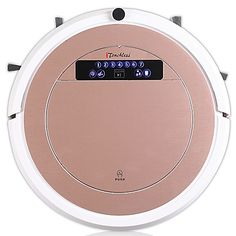 $359.99 at BEDBATH&BEYOND Keep floors and carpets spotless, and air quality optimal with this iTouchless Robot Vacuum Cleaner. Smart robotic vacuum design has a HEPA filter that removes allergens from the air, germ-killing UV light, plus a wet mop kit for a superb floor clean.