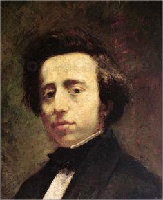 Chopin - Four Mazurkas, Opus Sviatoslav Richter Frederick Chopin, Thomas Couture, Henri Fantin Latour, Oil On Canvas, Canvas Prints, William Adolphe Bouguereau, Academic Art, French History, Ecole Art