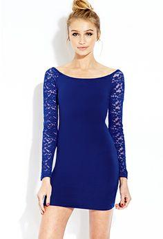 Sweet Side Bodycon Dress   FOREVER21 - 2000065301   #F21Crush