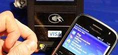"""Tap-to-pay driving mobile wallet usage""  by Retail Dive"