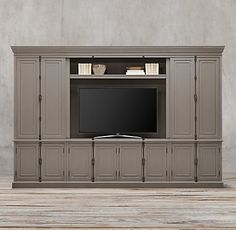 Wall Units | Restoration Hardware