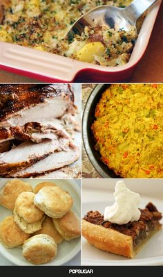 Pin for Later: Regional Thanksgiving Menus IRL Southern Thanksgiving
