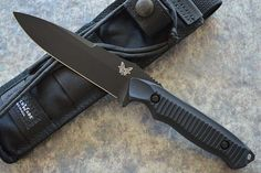 Benchmade survival knife   23 Best Survival Knife Brands You Can Trust   Which Survival Knife is Right for You?   How To Choose The Best Gear For Human Or Animal Attacks, Hunting, Cutting, Slicing, Making Other Tools, Building Shelter and Much More! by Survival Life at http://survivallife.com/2016/01/19/23-best-survival-knife-brands/