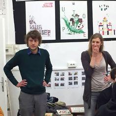 Sophie Dusigne et Donatien Mary pour les 101 heures du livre jeunesse.