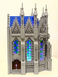 LEGO Lionguard Church a4 | Pocky LU | Flickr