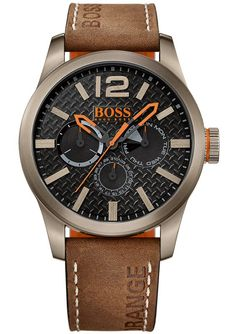 Boss Orange, Multifunktionsuhr, ´´PARIS MULTIEYE, 1513240´´ – Armbanduhren Center