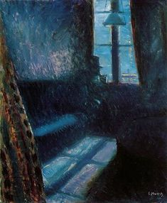 Night in St Cloud, 1890 by Edvard Munch on Curiator, the world's biggest collaborative art collection. Paintings Famous, Famous Artists, Edward Munch, Albert Bierstadt, St Cloud, Monet, Oil On Canvas, Art Photography, Clouds