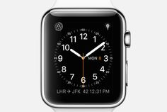 The real Apple Watch party starts this fall