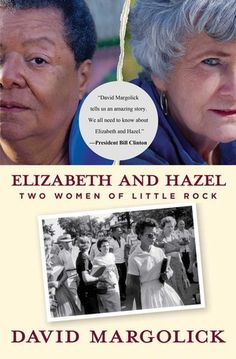 The scene was captured in a well-known photograph. A young black woman walking in front Little Rock Central High School while her fellow white student screams at her in hate. These women are Elizabeth and Hazel, and their story didn't end that day. Years later, Hazel reached out to Elizabeth, starting a difficult journey of reconciliation and eventually a tentative friendship. Book Location: Wilson Library F419.L7 M37 2011