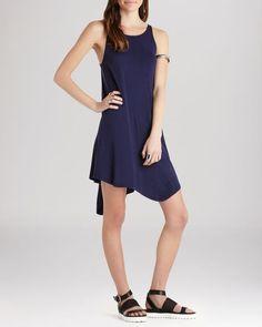 BCBGeneration Dress - Asymmetric Hem