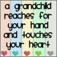 love this, and yes all six of my grandchildren touches my heart, love them so much. Thomas Jefferson, Bob Marley, Quotes About Grandchildren, Grandma Quotes, Cousin, Grandma And Grandpa, Grandparents Day, Touching You, Love You
