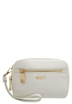 DKNY TRIBECA - Clutch - white £90.00 # #want #WomensClothing
