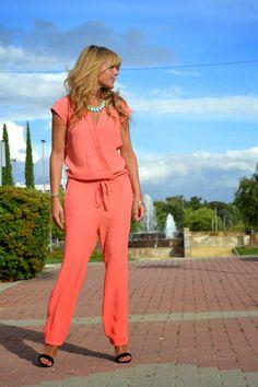 Jumpsuit Summer 2014/ Monos verano 2014/Pulseras Cayomalayo | Blog de moda y belleza | Fashion and Beauty Blog | El blog de Amparo Fochs |