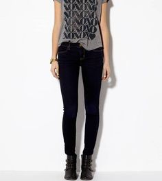 @Luvocracy #LuvAEO Low Rise - Super Stretch Jegging by American Eagle Outfitters