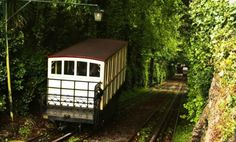 Top funiculars in Europe - Copyright Jm Tinoco - European Best Destinations - The Bom Jesus Funicular, Braga, Portugal - 2014 Braga Portugal, Buda Castle, Gothic Cathedral, Most Beautiful Cities, Pilgrimage, Amazing Destinations, Natural Wonders, Lisbon, Lodges