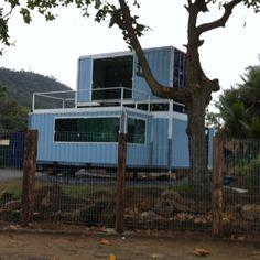 Casa container itacoatiara