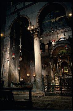 1094 AD, Interior, San Marco, Venice Copyright: Chris Protopapas