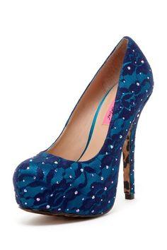 Betsey Johnson Vidah High Heel Pump