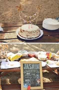 #Picnic, #aniversario, #2ndbirthday // by #botaodoce #jasmimcake, #eatmypops