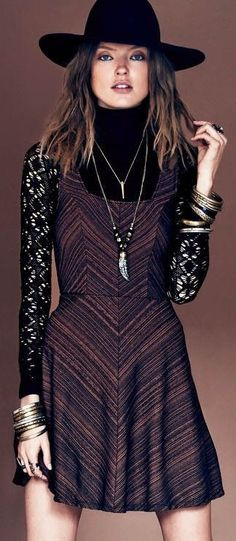 Boho Chic by Free People