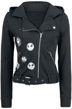 Biker Style Jacket by The Nightmare Before Christmas