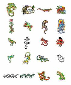 Lizard Tattoos, I want one on my foot! Iguana Tattoo, Gecko Tattoo, Lizard Tattoo, Tattoo Art, Anklet Tattoos, Foot Tattoos, Cute Tattoos, Small Tattoos, Tatoos