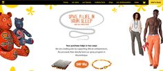 Save a Life in your Sleep by shopping on the Goodbye #Malaria Online Shop, with Shwe Shwe Lounge Pants, Moshozi Bears and Hand-Beaded Bracelets.