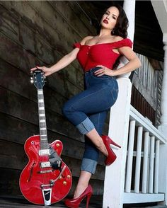 Sierra I would love to see you in this outfit Rockabilly Style, Rockabilly Outfits, Rockabilly Fashion, Retro Fashion, Vintage Fashion, Rockabilly Girls, Pin Up Fashion, Curvy Fashion, Pin Up Outfits