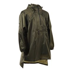 Asatr Unisex Rainwear Active Outdoor Hooded Cycling Packable and Lightweight Jacket