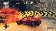 "Carmageddon R v1.2 NEW BEST GRAPHICS 1080p60 ""Карьера 13 1/4"" ""ПЕСОЧНАЯ ..."