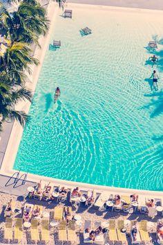 Gray Malin, Art Deco Miami, THE SWIMMING POOL