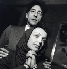 Jean Cocteau and Edith Piaf |