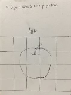 Tutorial 2B (e) Organic Objects with Proportion - Apple